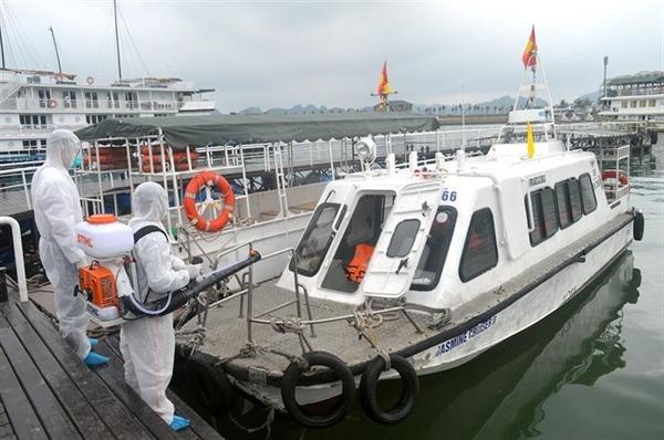 Quảng Ninh tạm dừng đón khách du lịch từ 12h ngày 12/3 đến 0h ngày 27/3