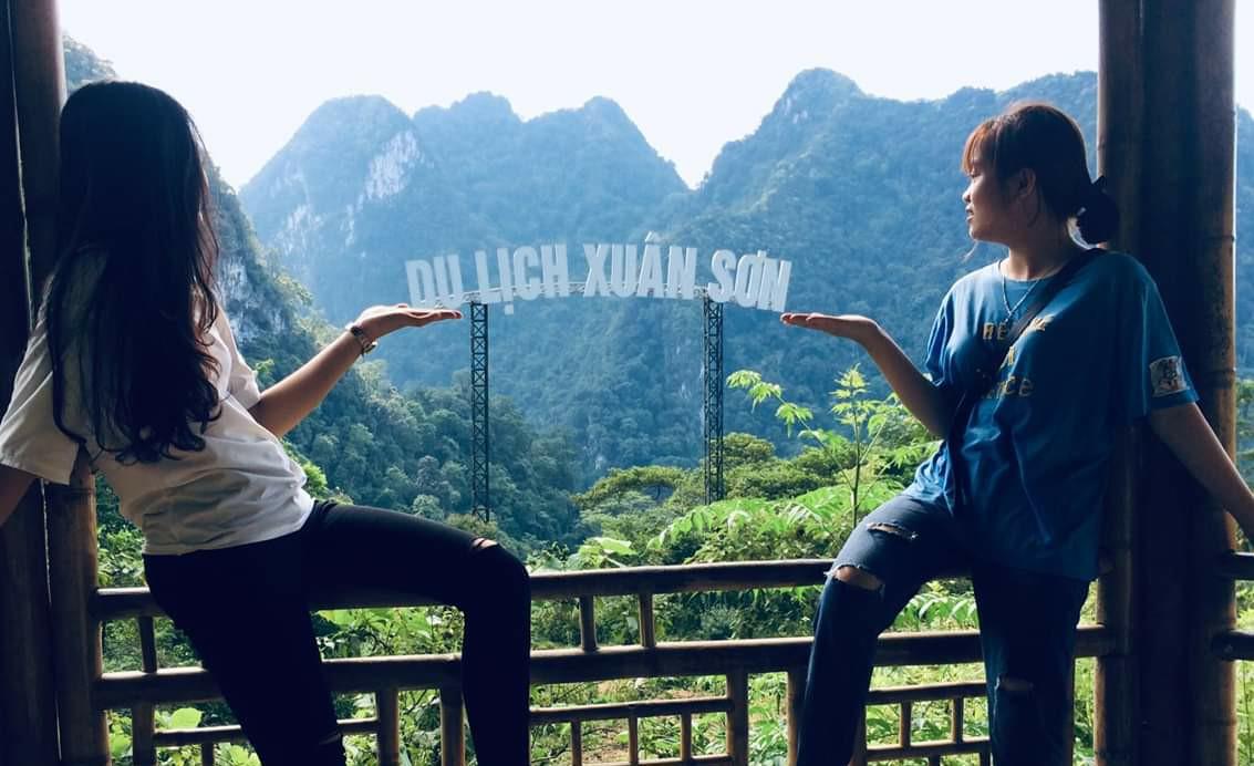 Giá vé vườn quốc gia Xuân Sơn