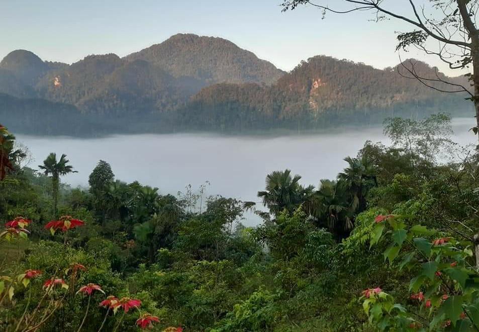 Kham phá rừng núi Xuân Sơn