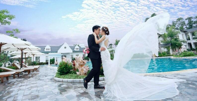 Chụp ảnh cưới ở phú thọ