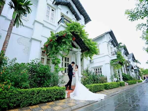 Chụp ảnh cưới đẹp ở Thanh Thủy