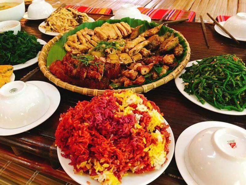 Ẩm thực món ăn ngon ở Xuân Sơn