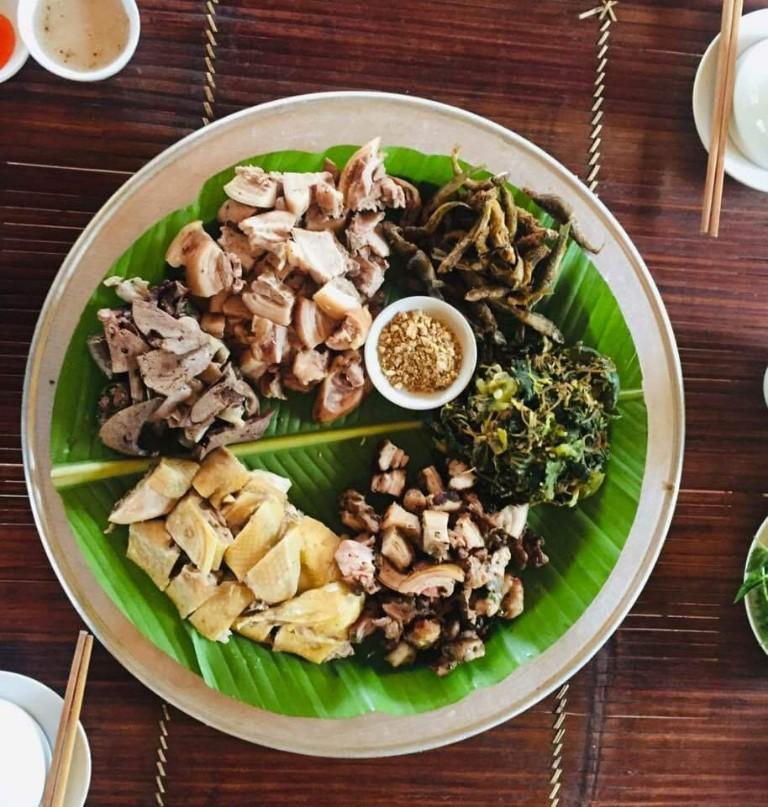 Ẩm thực Vườn quốc gia Xuân Sơn