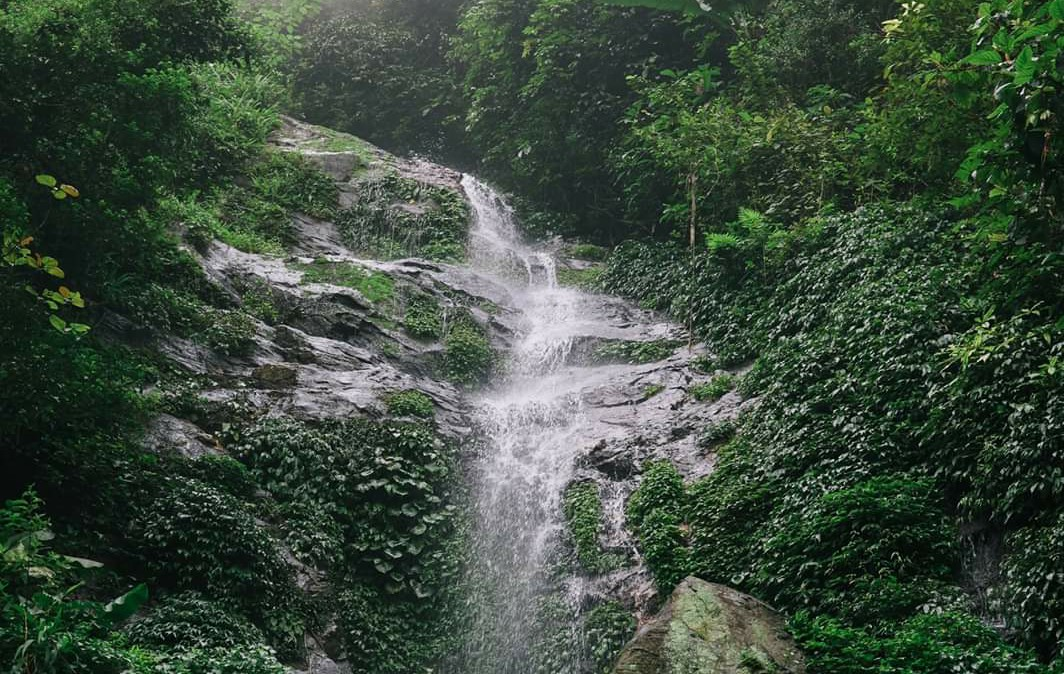 Thác nước tránh nóng Thiên Sơn Suối Ngà