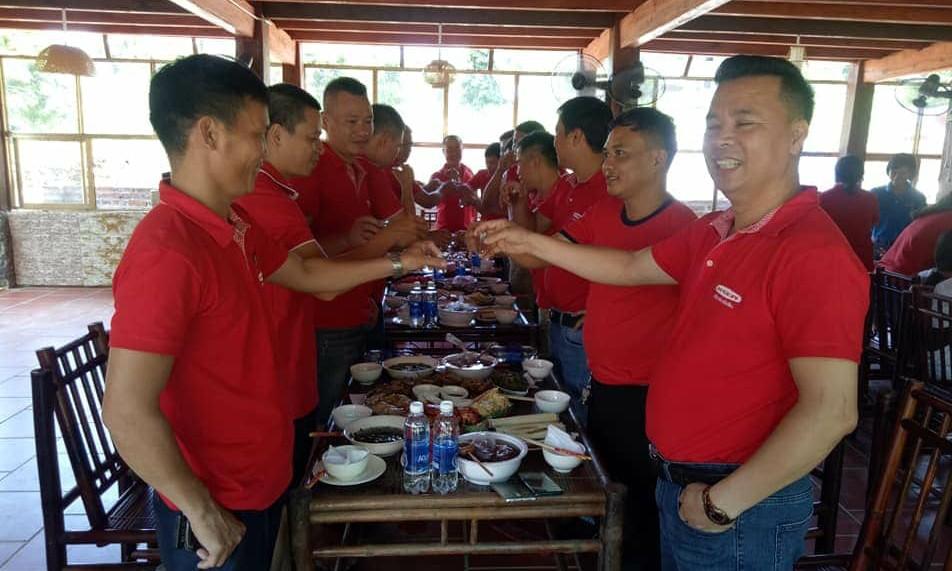 Ẩm thực homestay Bảo Việt