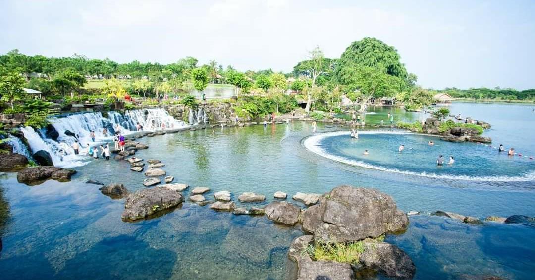 Giới thiệu Công viên Suối Mơ