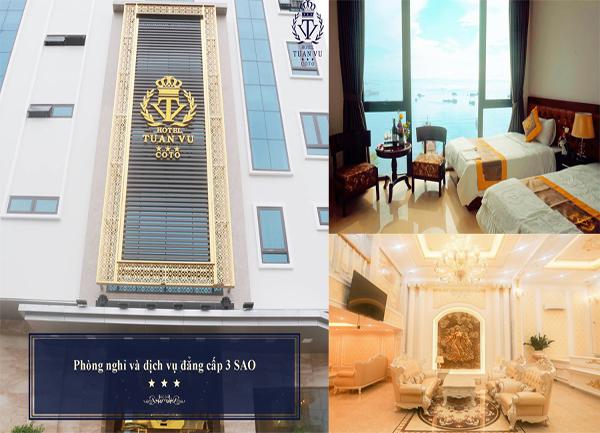 Khách sạn Tuấn Vũ Cô Tô