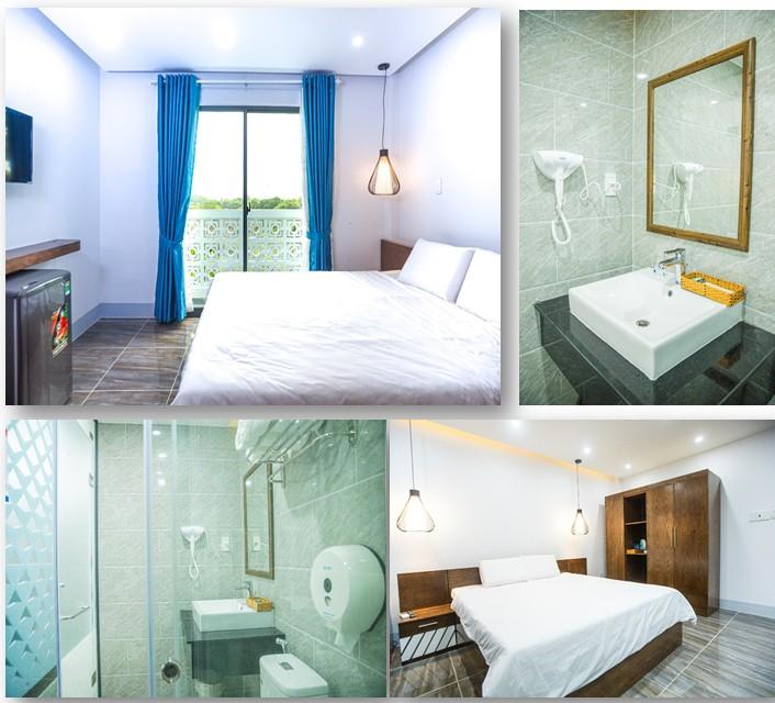 Phòng khách sạn Bửu Long