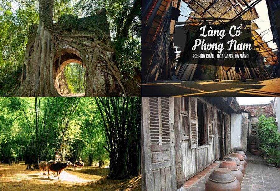 Khám phá dấu ấn xưa cổ tại làng cổ Phong Nam