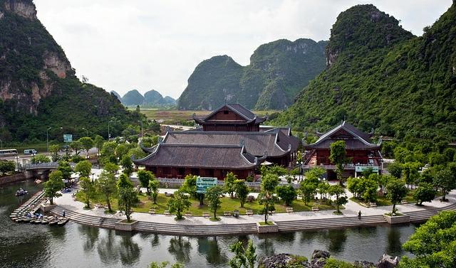 Giá vé Tràng An Ninh Bình