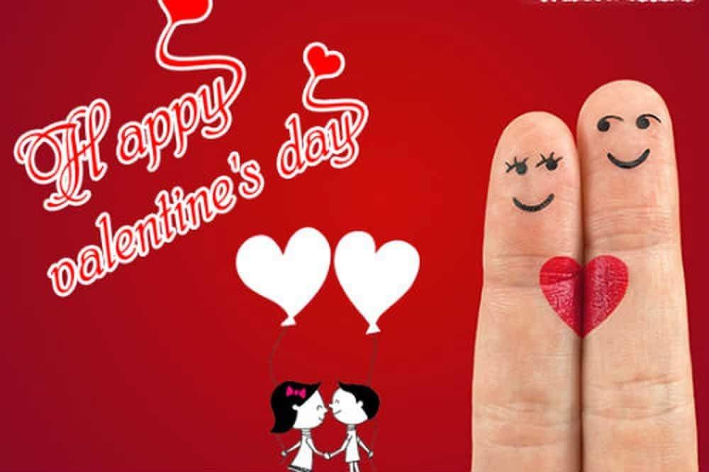 Những lời chúc Valentine dành tặng chàng