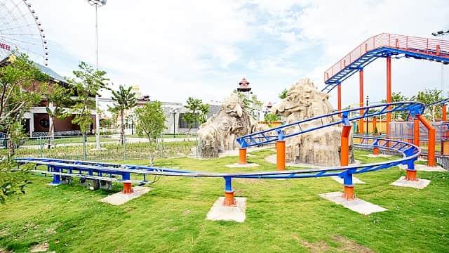 Garuda Valley thung lũng tàu lượn siêu tốc cho bé