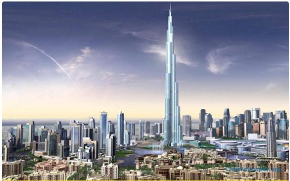 Abu Dhabi là thành phố của những tòa cao ốc