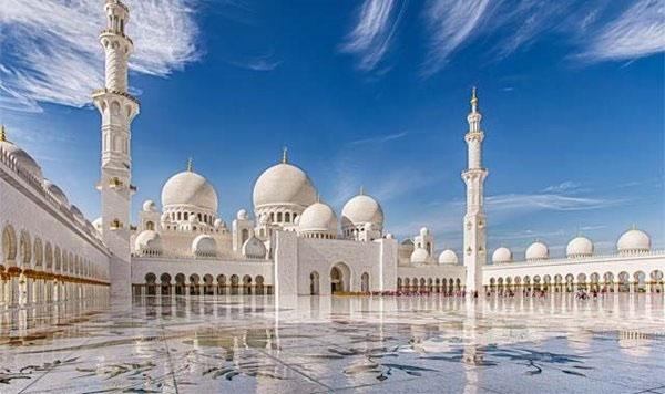 Nhà thờ Hồi giáo Sheikh Zayed